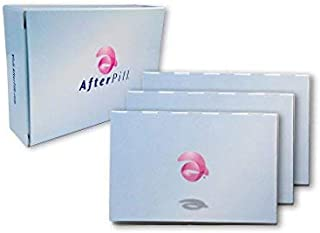 AfterPill Emergency Contraceptive Pill, 3 Units