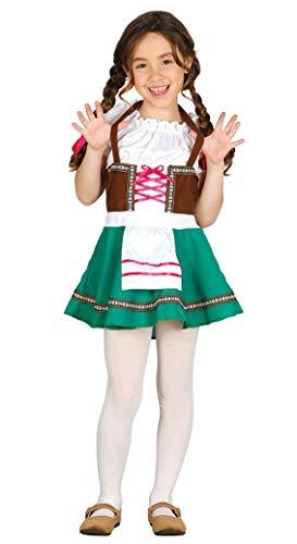 FIESTAS GUIRCA Traje de la Chica de la Fiesta de la Cerveza de la Criada bvara del Tirol.