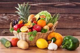 Obst Gemüse Korb gemischt im frischem Obst + Gemüse, Kartoffel und Salat 10 kg