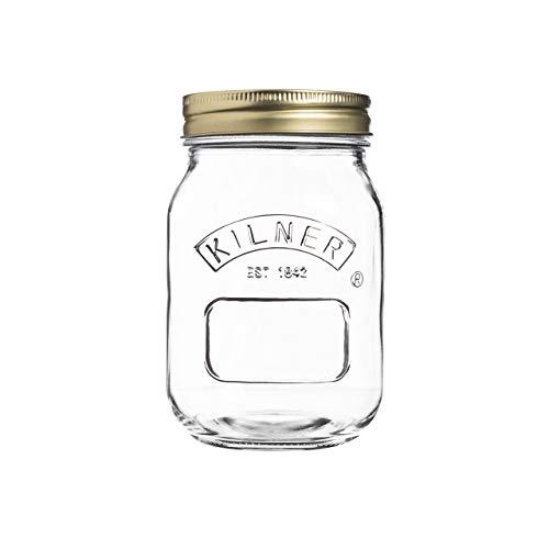 Kilner Preserve Jar, 0.5 Litre