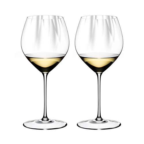 Riedel Performance Chardonnay - Copas de vino (2 unidades)