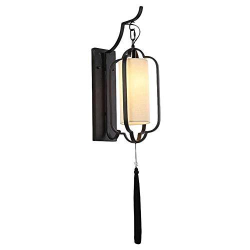 Wandlamp compacte fluorescentielamp minimalistische wandlamp restaurant ontrance elektrische rekeningen traditionele wandlampen 23x52cm Wit.