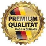 Designer Boxspringbett Mailand, elektrisch verstellbar, Made in Germany, Tonnentaschenfederkern in der Box UND in der 7-Zonen Matratze, Visco Topper, Grau, H2/H3, 160x200cm