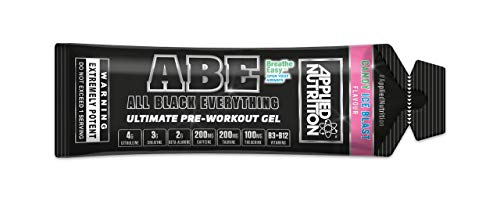 Applied Nutrition ABE - All Black Everything Gel, Candy Ice Blast