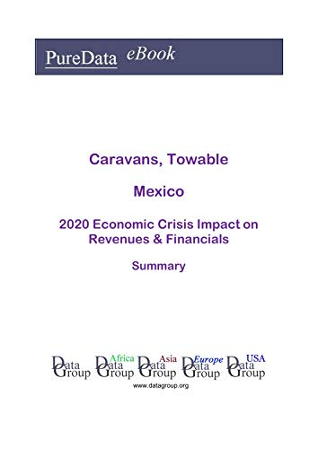 Caravans, Towable Mexico Summary: 2020 Economic Crisis Impact on Revenues & Financials (English Edition)