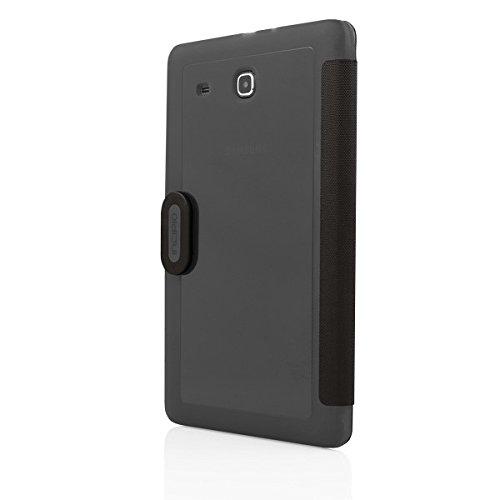 Incipio Galaxy Tab E - Clarion Translucent Protective Folio (negro)