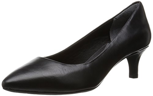 Rockport Damen Total Motion Kaiya Pump Pumps, Schwarz (Black Calf), 36 .5 EU