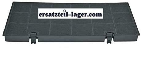 Kohlefilter 435x217mm Dunstabzugshaube Whirlpool 481281718526