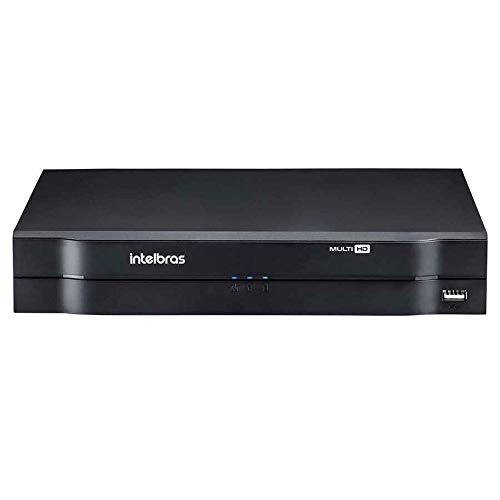 DVR Gravador de Vídeo Intelbras MHDX 1116 Multi HD 16 Canais