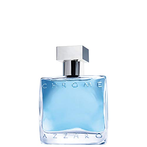 Azzaro Chrome Eau de Toilette - Cologne for Men - 1.0 Fl Oz
