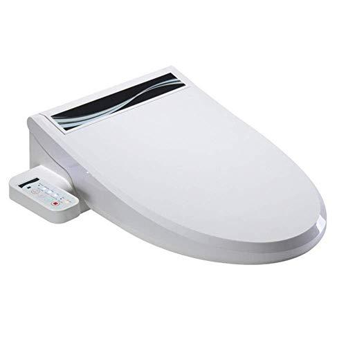 N/Z Equipo para el hogar Asientos de Inodoro WC Inteligente Cubierta de Asiento de Inodoro Inteligente Calefacción del hogar Asiento de Inodoro Control Remoto Limpieza automática B