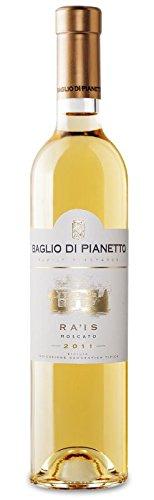 Baglio di Pianetto 2011 Ra'Is Moscato Di Noto Weißwein (1 x 500 ml)