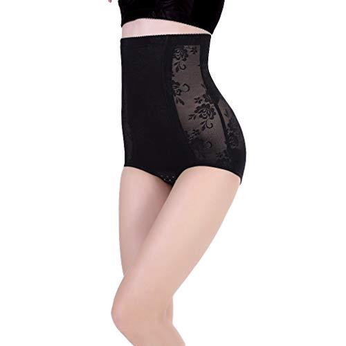 Jixin4you Culotte Push Up Fesse Récupération Abdominale Noir 67-80cm
