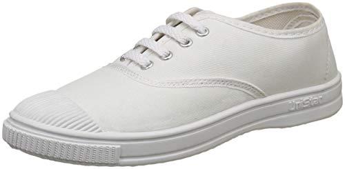 Unistar Men's White Running Shoes - 8 UK/India (42 EU)(E-102_White_8)