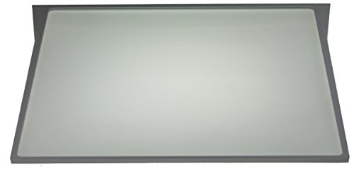 Siemens/Bosch 704421 Étagère en verre (sur les légumes Compartiment) pour réfrigérateur/réfrigérateur/congélateur Combinaisons (assorties Modèles Voir Liste.)