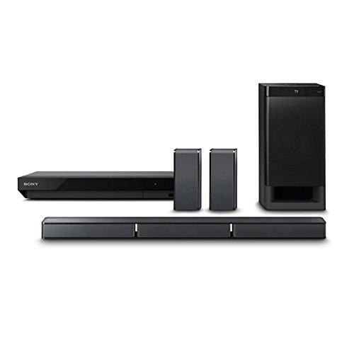 Sony HT-RT3 5.1-Kanal Soundbar + Sony UBP-X700 4K Ultra HD Blu-ray Disc Player