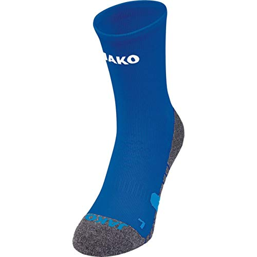 JAKO Trainingssocken Socken, sportroyal, 4 (39-42)