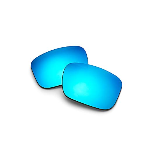 Bose Frames Brillengläser-Kollektion, Modell Tenor in Blau verspiegelt (polarisiert), austauschbare Ersatzgläser
