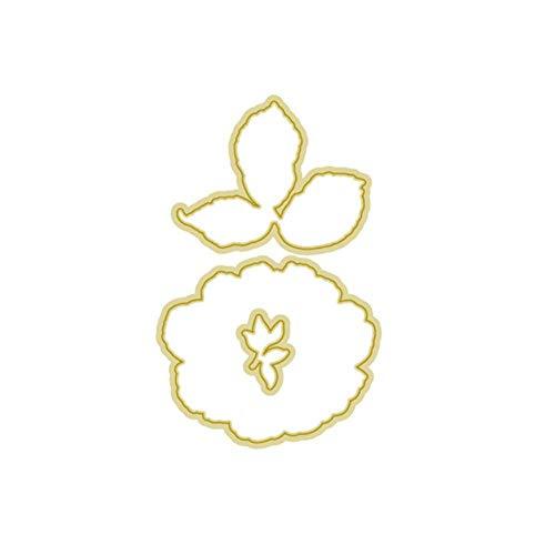 Blumen-Stempel und Schneidsätze Schneideisen Neu 2019 für Scrapbooking-Karte Machen Album Präge Crafts Dies Stempel,China
