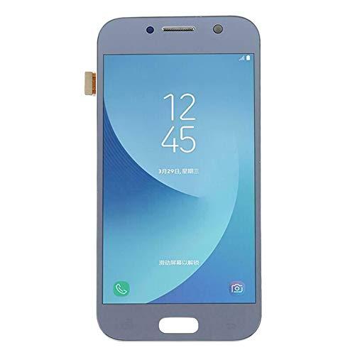 Dyyicun12 LCD-scherm Touch Digitizer, vervanging LCD Touch Screen Digitizer Onderdelen voor Samsung Galaxy A5 2017 SM-A520 Blauw