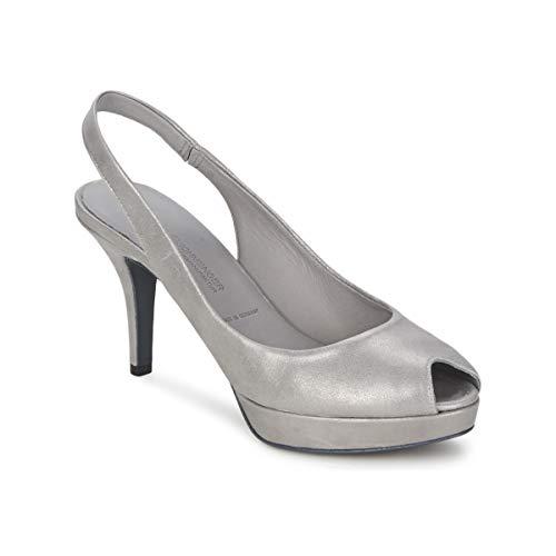 Kennel + Schmenger Fulda Zapatos De Tacón Mujeres Gris - 40 - Zapatos De Tacón Shoes