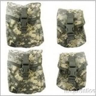 Molle ACU 4 Piece SAW Pocket Set US Military.