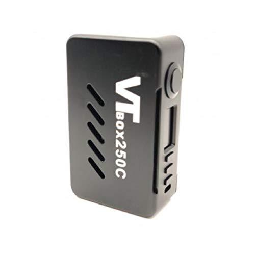 Vapecige - VTBox DNA 250C Box mod per sigaretta elettronica da 200W con display TFT a colori 0,96 pollici, doppia batteria...