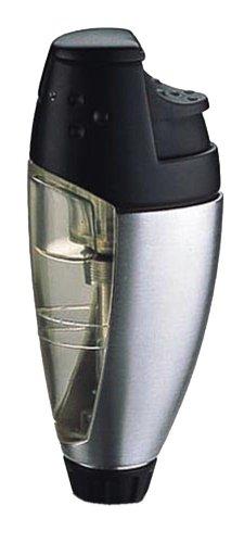 WINDMILL(ウインドミル) ガスライター BEEP3 充填式 バーナーフレーム ブラックマット BE3-0001C