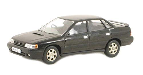 Corgi (Vanguard 1/43 Ème) - CVA11801 - Véhicule Miniature et Circuit - Subaru Legacy RS Turbo Series1 - Black