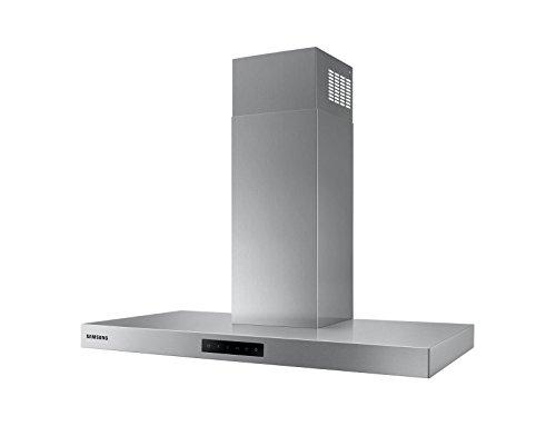 Samsung NK5000M Wandmontage Edelstahl 668 m³/h B – Dunstabzugshauben (668 m³/h, Leitung, B, A, C, 70 dB)