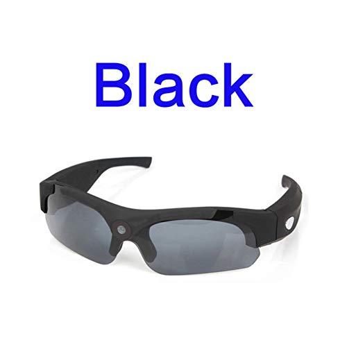 Gafas de cámara inteligente, HD 1080P polarizadas, lente de gafas de sol de la cámara, ángulo de 120 grados, mini videocámara, grabación de vídeo, fotografía deportiva, conducir gafas de sol