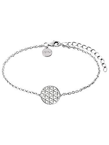 XENOX XS2899 Damen Armband Lebensblume Symbolic Power Sterling-Silber 925 Silber 20 cm