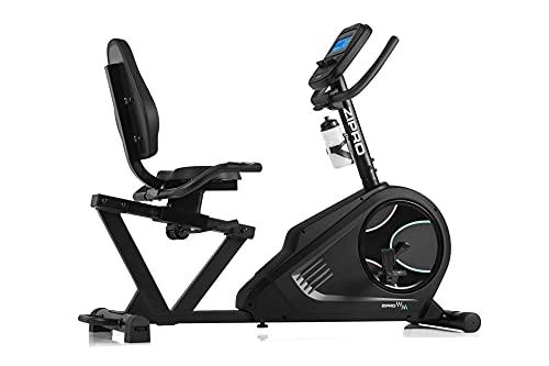 Zipro Glow WM con iConsole+ cyclette fitness