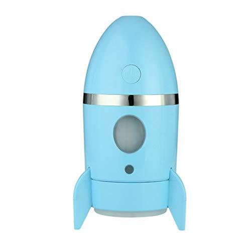 SUNHAO Humidificateur Modèle Rocket USB Aromatherapy Petit Humidificateur Air Purifie pour Voiture