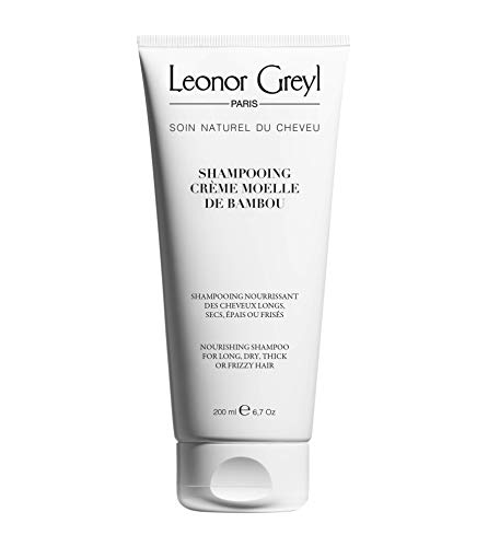Leonor Greyl Paris Shampooing Crème Moelle de Bambou - Nourishing Shampoo for Dry, Thick or Frizzy Hair, 6.7 Fl. oz.