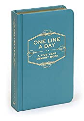 Cheap-Bridesmaid-Gifts-One-Line-A-Day-5-Year-Journal