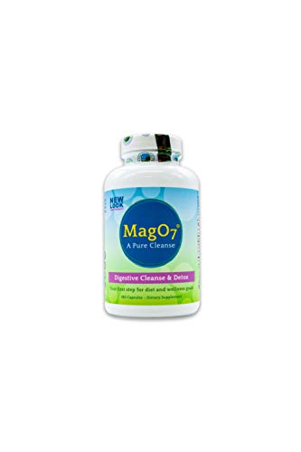 Aerobic Life Mag 07 Oxygen Digestive System Cleanser Capsules (180 Count)