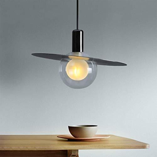 Raelf Nordic LED Minimalismo lámpara de araña lámpara de vidrio moderna LED restaurante lámpara dormitorio luz de lujo creativo salón restaurante luces colgantes