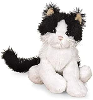 Webkinz Black & White Cat with Trading Cards