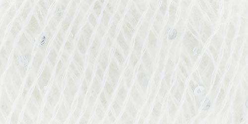 Schulana Kid-Seta Paillettes, Mohair, weiß, 25g