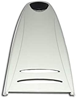 Titan TC6000 Commercial Vacuum Cleaner Gray Dust Cover Assembly # C283-9400