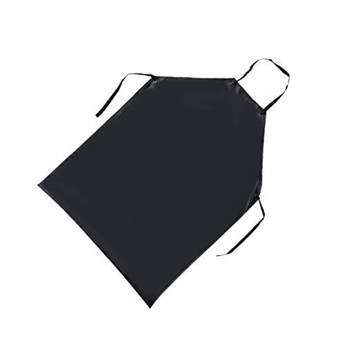 Angoily Delantal Impermeable Tela de Trabajo Resistente a Qumicos Babero Ajustable Delantal de Carnicero Mejor para Lavar Platos Trabajo de Laboratorio Limpieza Pescado Perro Aseo