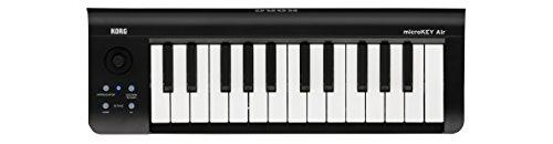 KORG MicroKEY2-25AIR MIDI Keyboard, Supports Wireless Connection, 25 Key Model