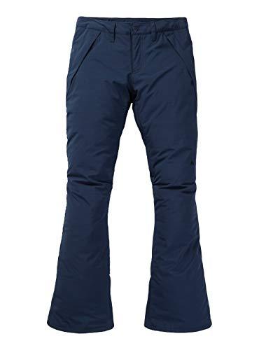 Burton Damen Society Snowboard Hose, Dress Blue Heather, M