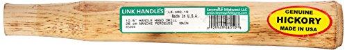 Seymour LK-480-19 10-1/2-Inch Sledge Hammer Handle, Oval Eye