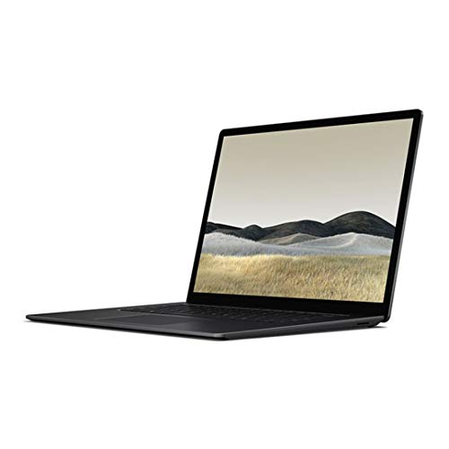13' Black Quad Core i7 Microsoft Surface Laptop 3 With Windows 10 Pro
