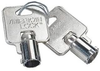 Key Blank, Steel, Circular, 7 Pins, PK25