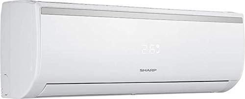 Sharp 1.5 Ton 3 Star Split AC (AH-A18XCT-GY, White)