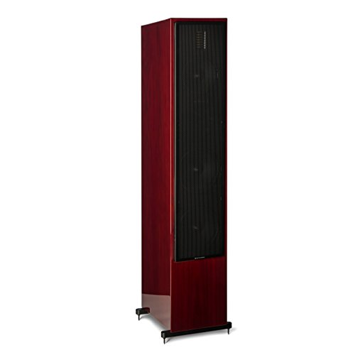 Review Of MartinLogan Motion 60XT Floor Standing Speaker - Gloss Black Cherrywood - Each