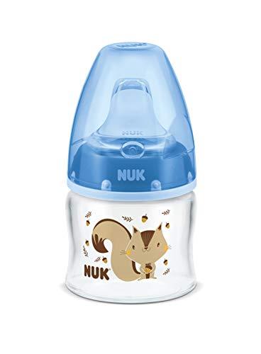 Copo Starter Cup FC Boy - NUK, Azul, 90 ml